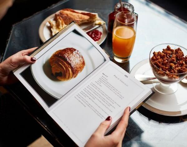 The Breakfast at The Wolseley book is available to purchase online