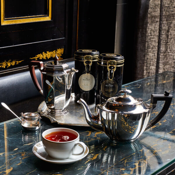 Silverware - The Wolseley
