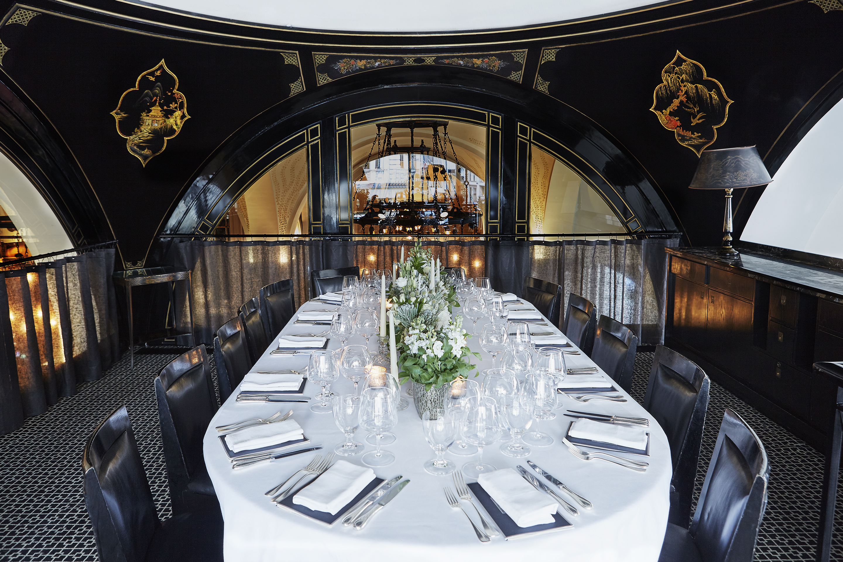 a8a35a979f5f5 Private Dining at The Wolseley