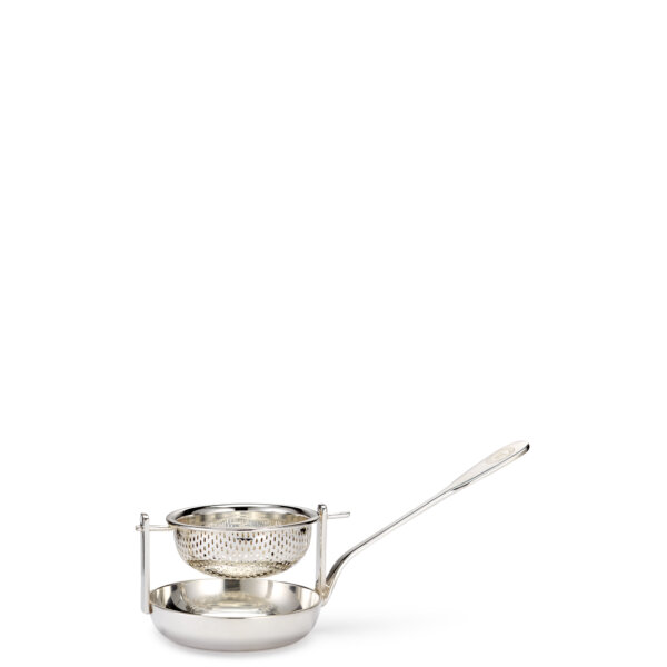 Silver-plated Tea Strainer - Silverware - The Wolseley Shop