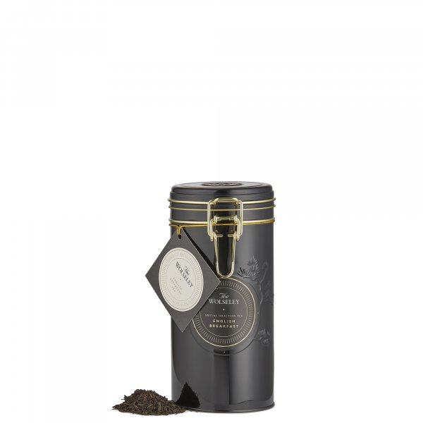 English Breakfast Loose Leaf Tea Tin