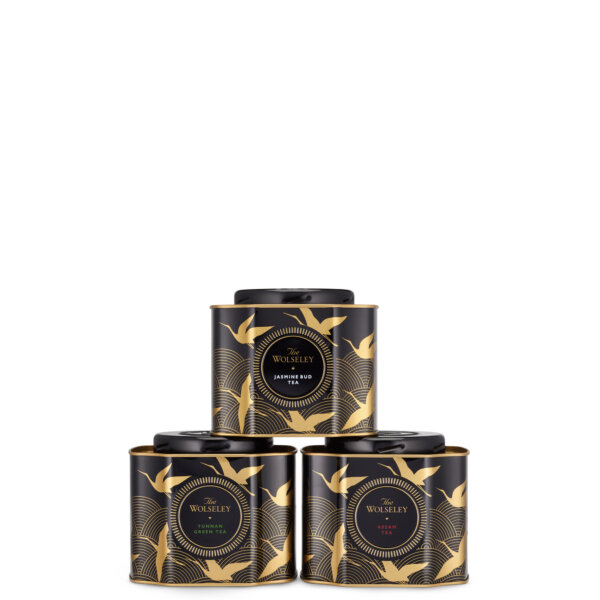 Artisan Tea Caddy Collection