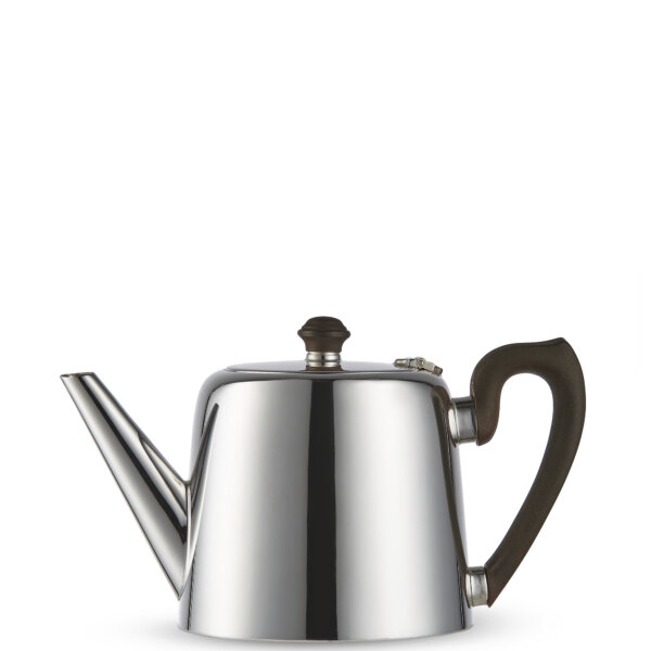 Vintage Silver-Plated Art-Deco Teapot