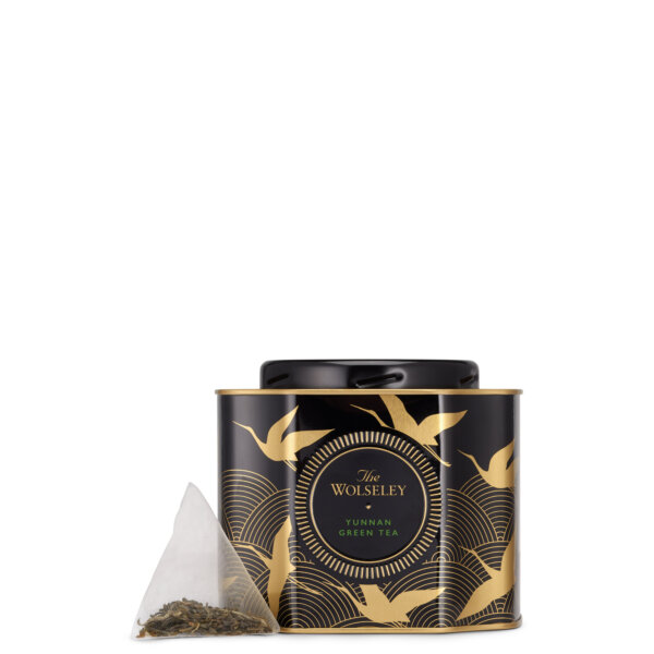 Yunnan Green Tea Caddy Tin - Gifts & Hampers - The Wolseley