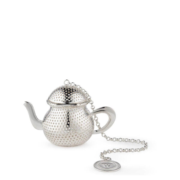 silver plated tea infuser - Silverware - The Wolseley