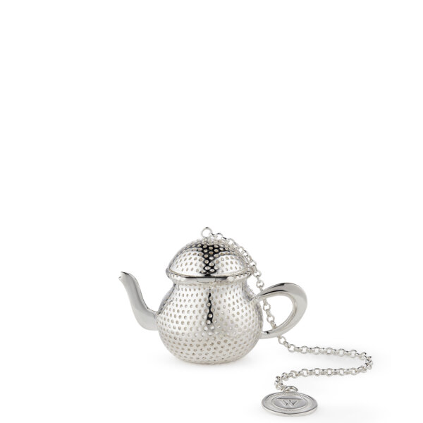Silver-Plated Tea Infuser