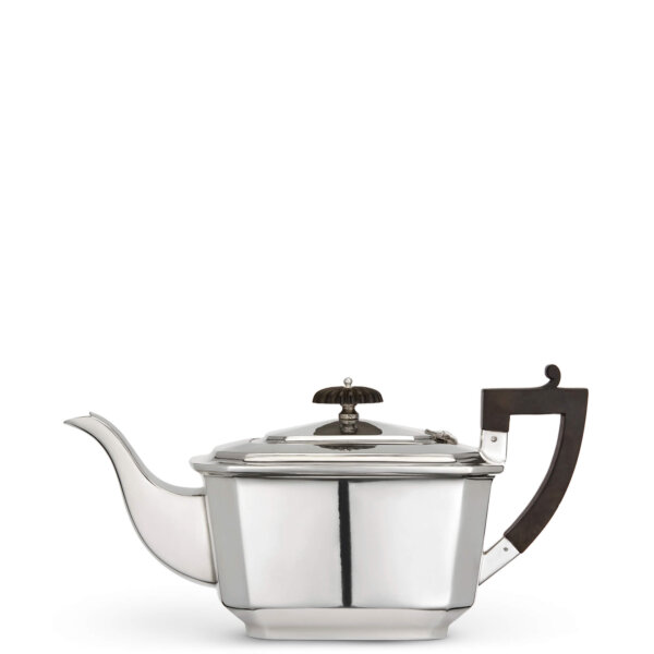 Vintage Silver-Plated Small Teapot - Silverware - The Wolseley