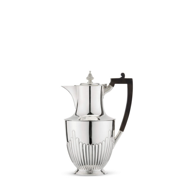 Vintage Sliver-Plated Small Coffee Pot