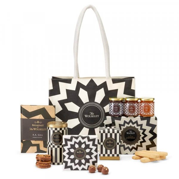 The Picadilly Tote collection from The Wolseley