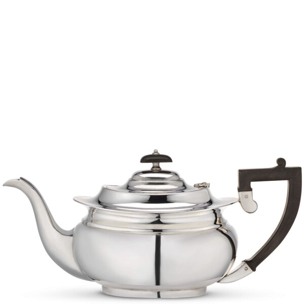 Vintage silver plated teapot - Medium