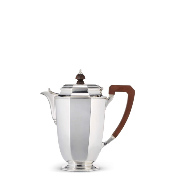 Silver plated coffee pot - Large