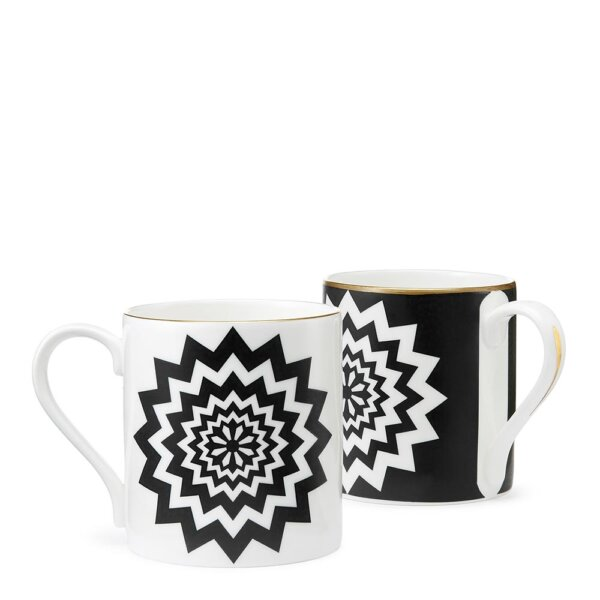 Fine Bone China Mug, Set of Two - The Wolseley Gift Shop