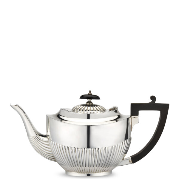 silver tea pot - Silverware - The Wosleley Shop