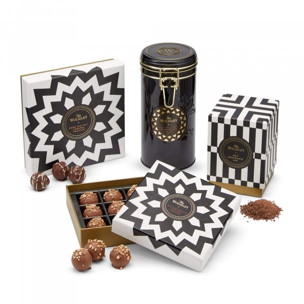 The Wolseley's chocolate connoisseur collection