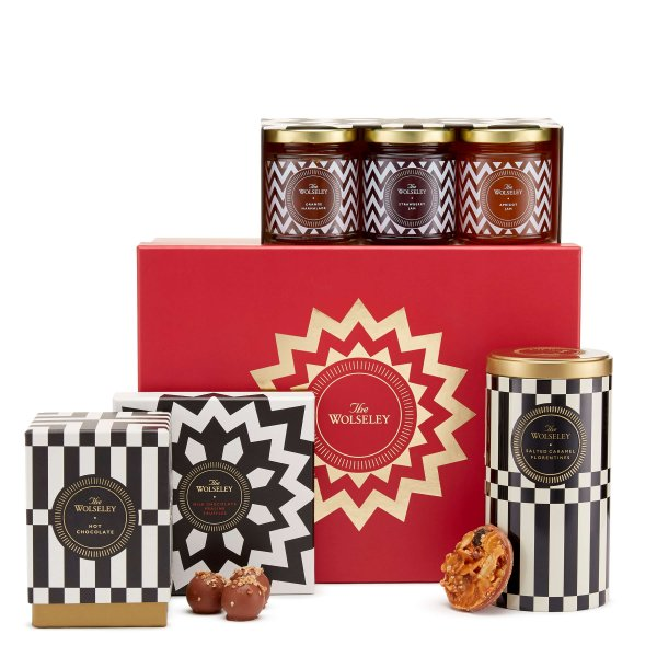 The Wolseley's confectionery gift box