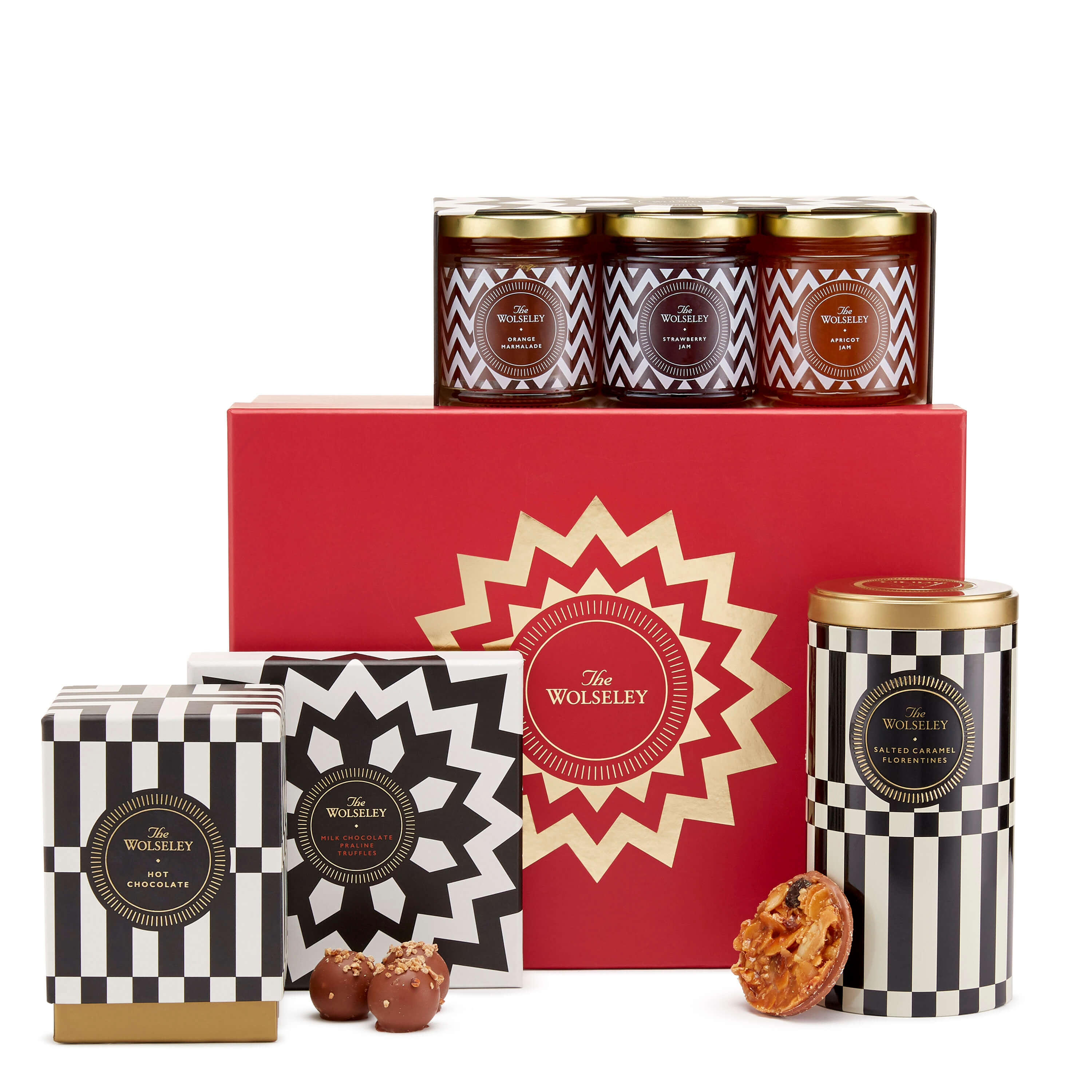 Confectionery Collection Gift Box The Wolseley