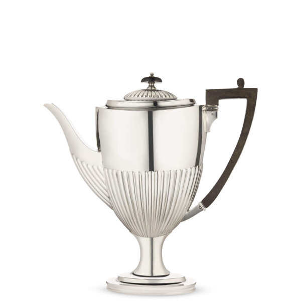 Vintage Silver-plated Coffee Pot - Silverware - The Wolseley