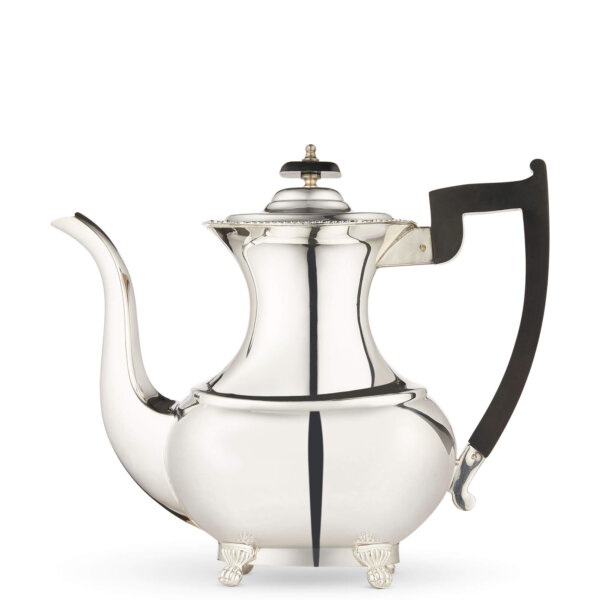 Vintage Silver-plated Coffee Pot