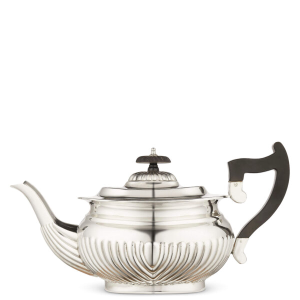 Vintage Silver-plated Teapot - Silverware - The Wolseley