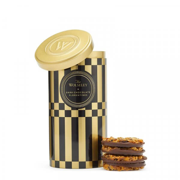 dark chocolate florentines - Gift Sets & Hampers - The Wolseley