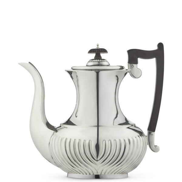 Vintage Silver-plated Coffee Pot - Silverware - The Wolseley Shop