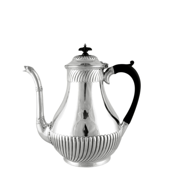 Silver Coffee Pot - The Wolseley Shop in Piccadilly