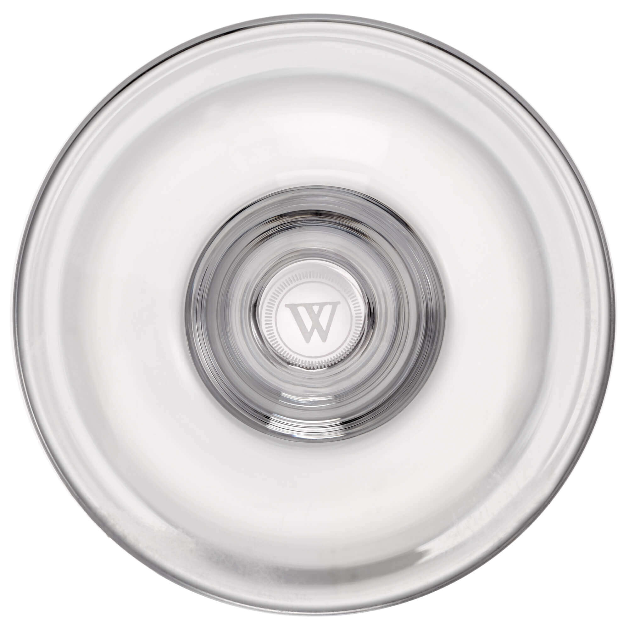 The Wolseley engraved glass