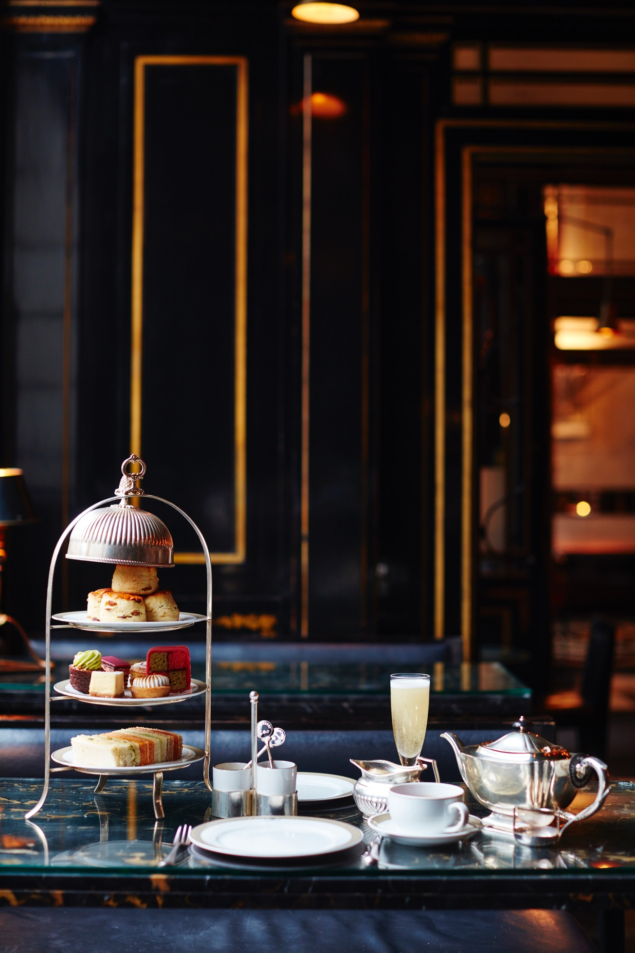 Champagne Afternoon Tea For Two At The Wolseley Gift Card The Wolseley