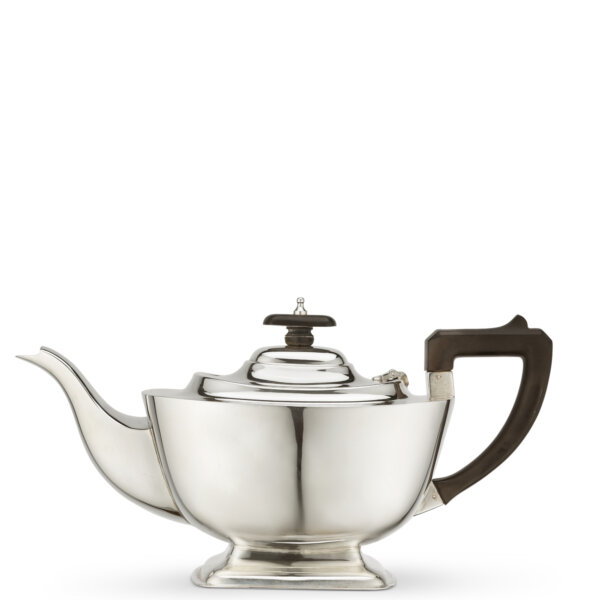 Vintage Silver-plated Teapot - Silverware - The Wolseley Shop