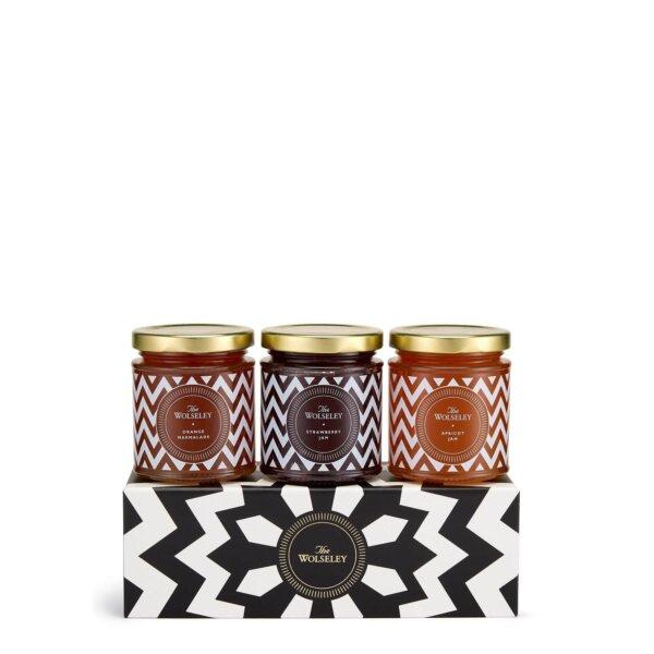 Jam and Marmelade Gift Box