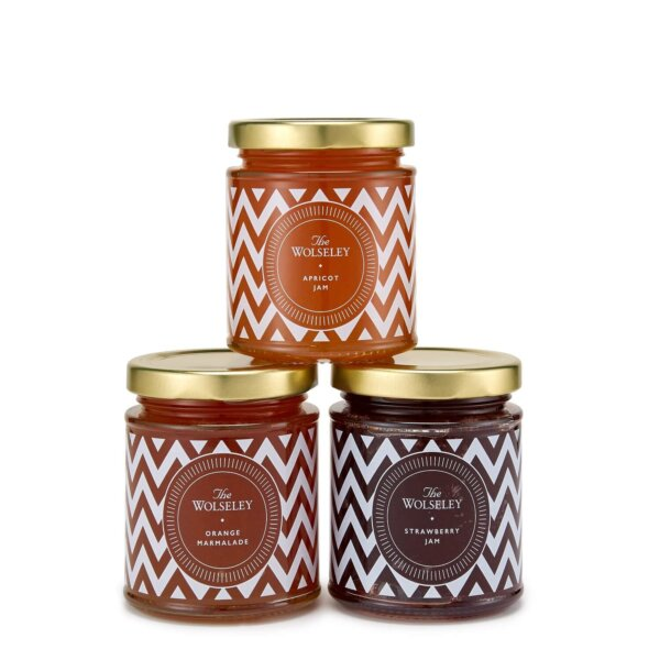 Jam and Marmelade Trio | Gifts & Confectionnery