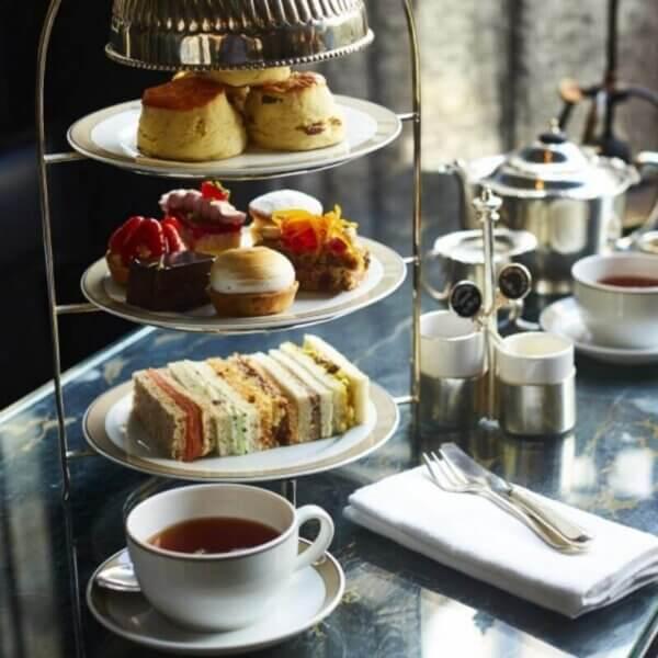 The Wolseley Afternoon Tea Gift Voucher