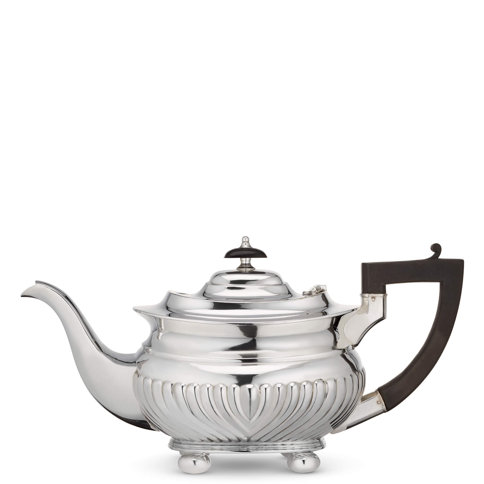 Vintage silver plated teapot - Silverware - The Wolseley