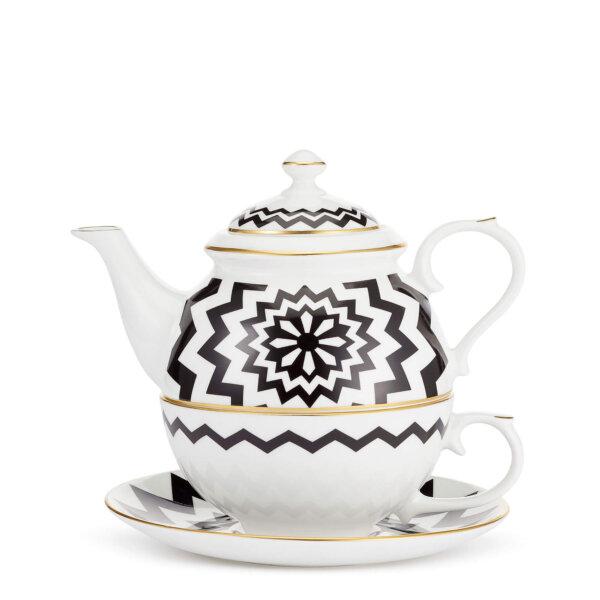 Fine Bone China 'Tea for One'