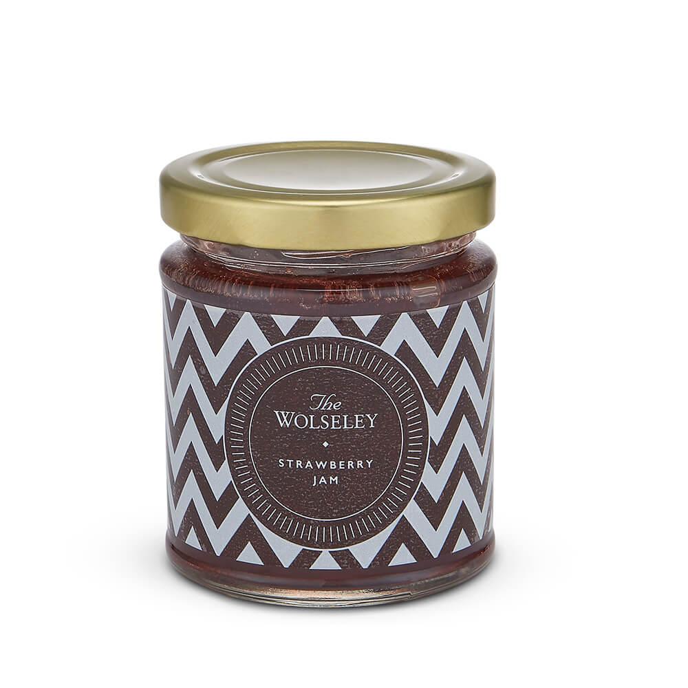 The Wolseley Strawberry Jam