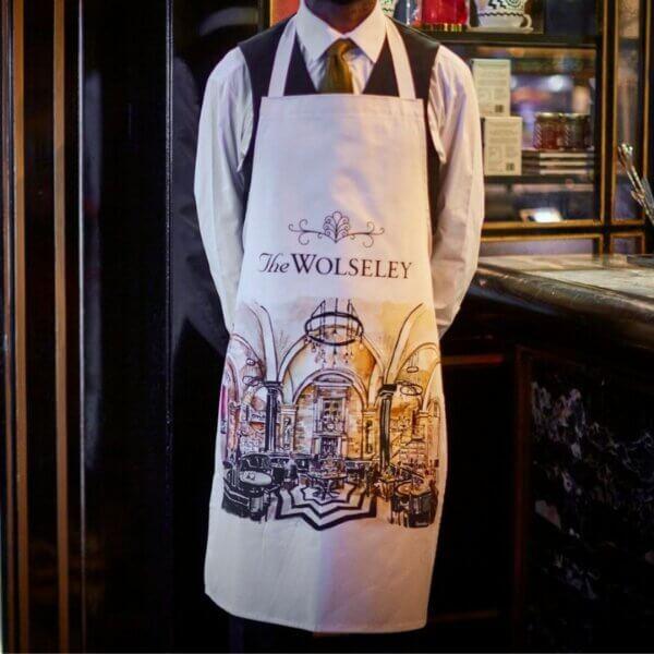 The Wolseley Kitchen Apron