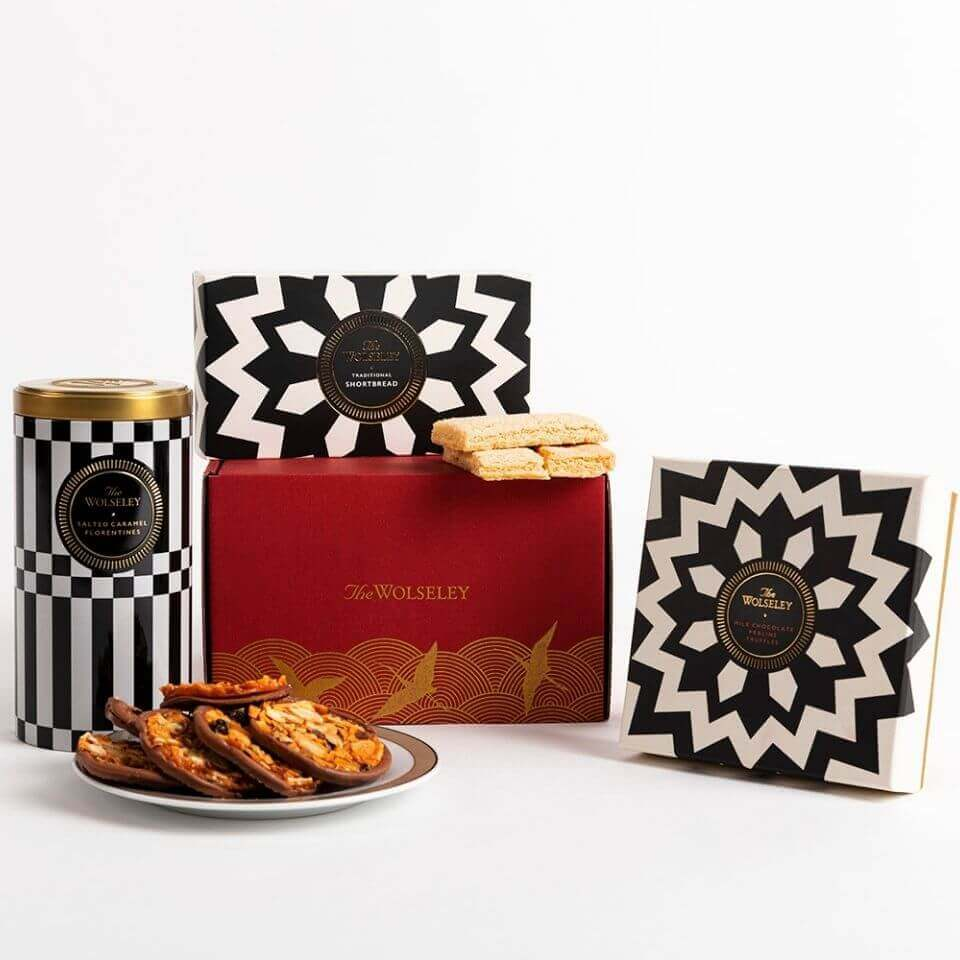 The Wolseley Confectionary Gift Box - Christmas Gifting