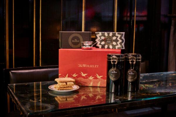 The Wolseley Silver Tea Gift Box 2482