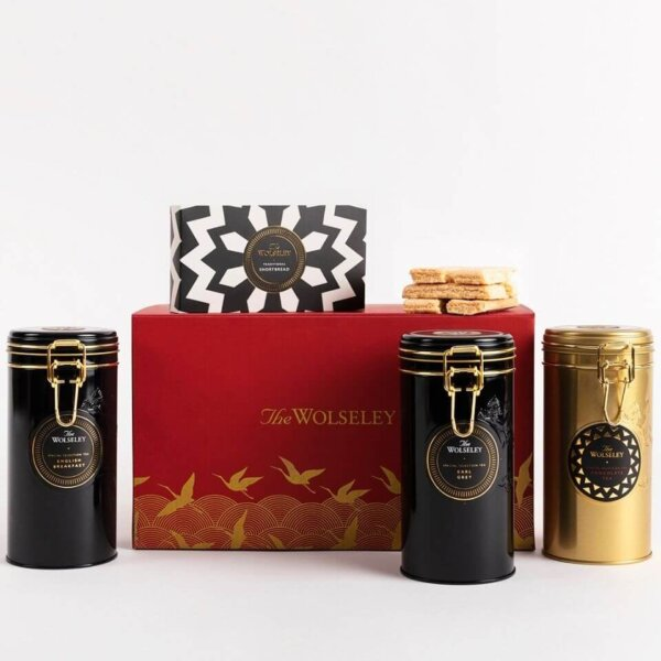 The Wolseley Tea Gift Box