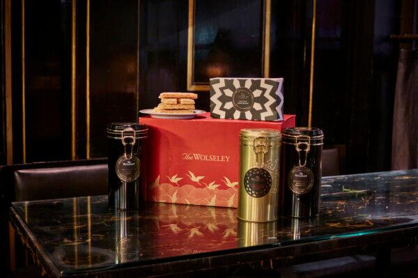 The Wolseley Tea Gift Box 2495