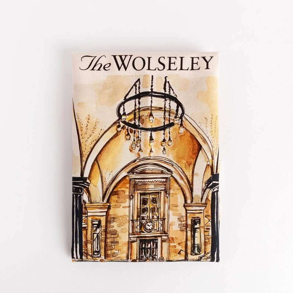The Wolseley Tea Towel