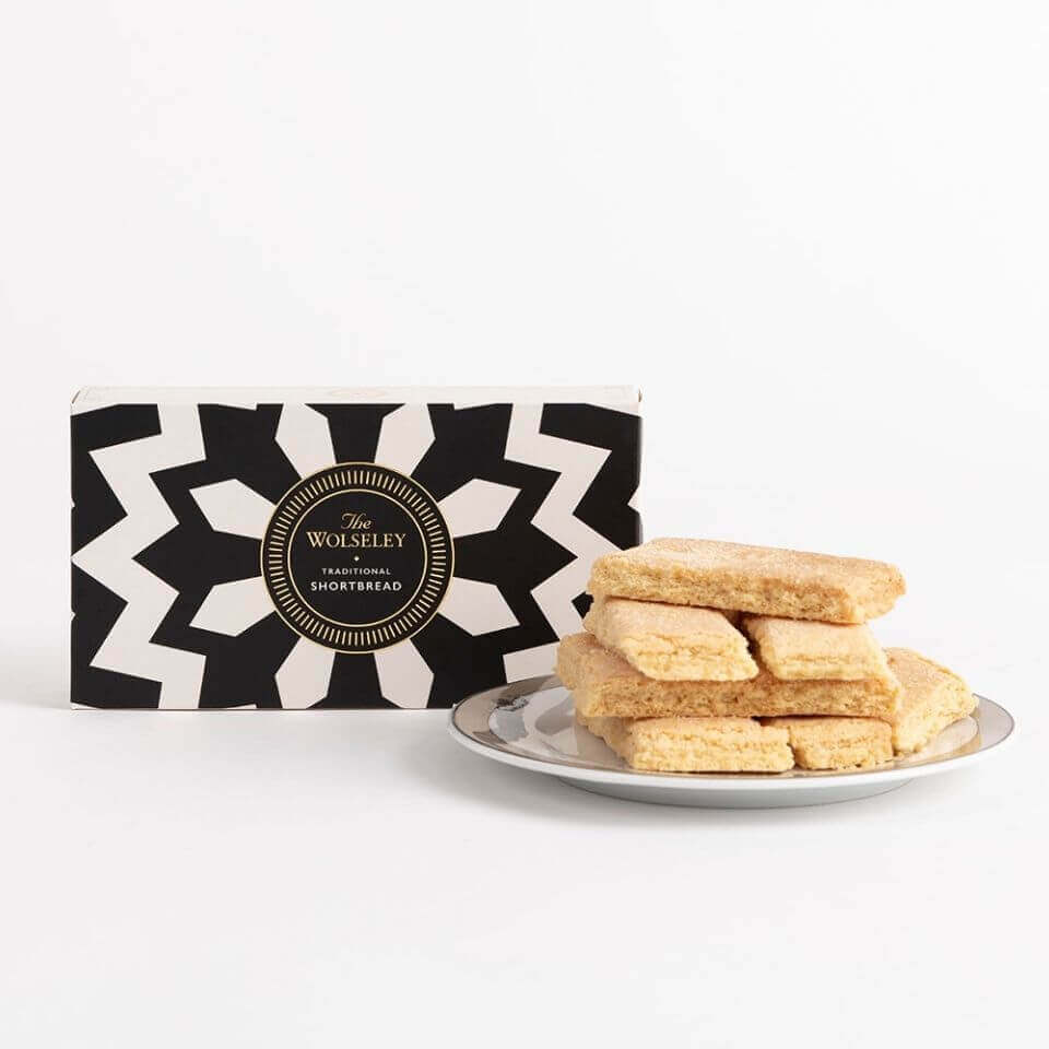 The Wolseley Traditional Shortbread