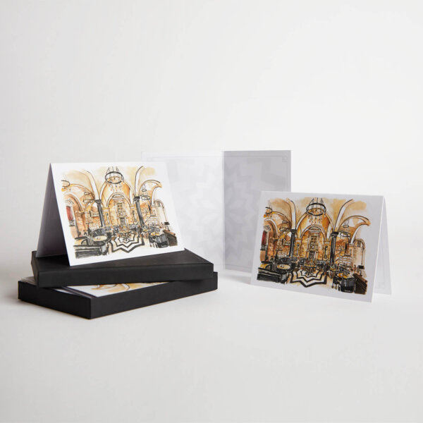 The Wolseley Greeting Cards - Order Online