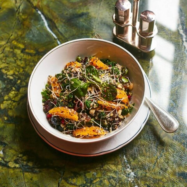 Vegan Superfood Salad - The Wolseley Food Delivery