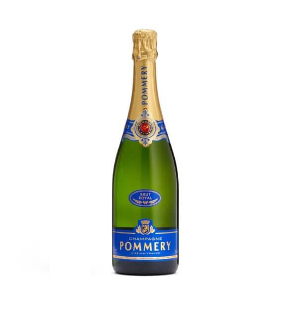 Pommery Champagne Half Bottle