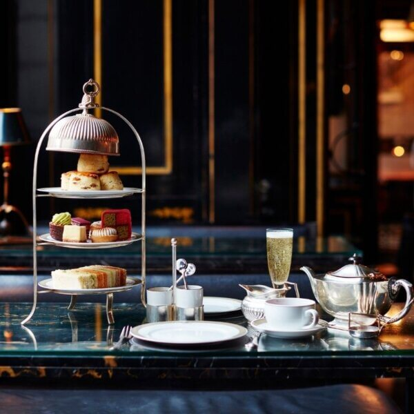 Champagne Afternoon Tea Gift Card