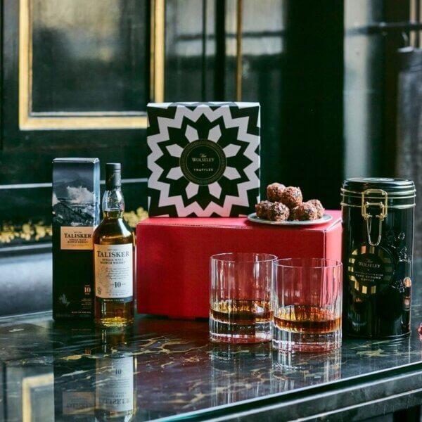 The Wolseley Whisky Gift Box
