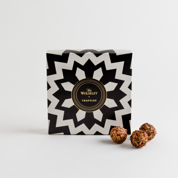 Whisky Chocolate Truffle - The Wolseley