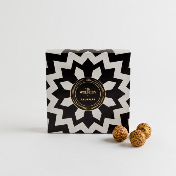 Salted Caramel Truffle - The Wolseley