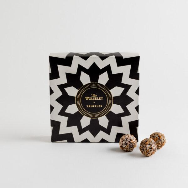 Vanilla & HoneyTruffle - The Wolseley